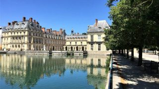 Chateau Fontainebleau is one of the many great day trips from Paris by train
