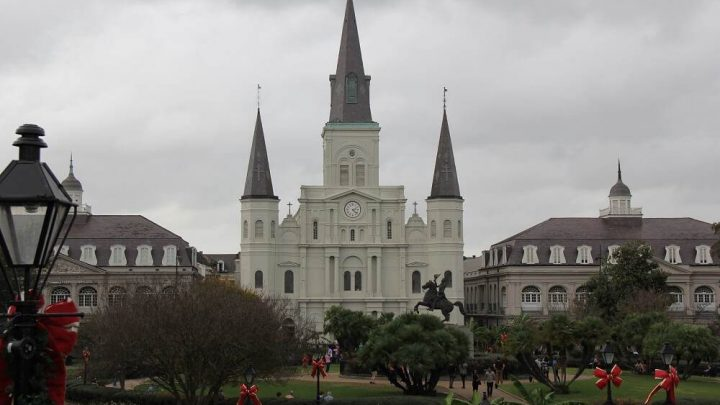 Three Days In New Orleans