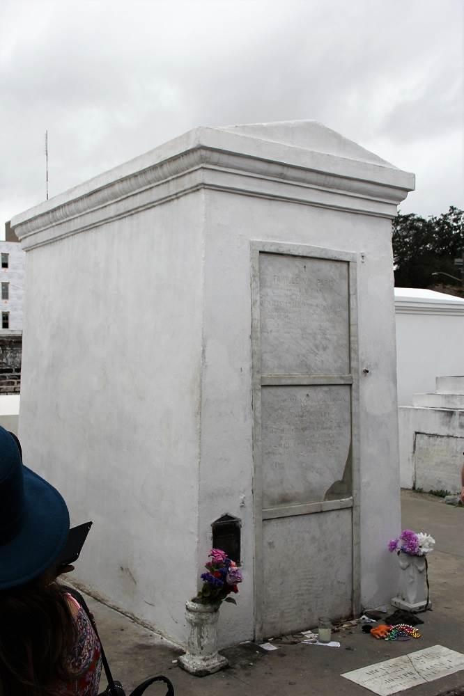 Marie Laveau Grave
