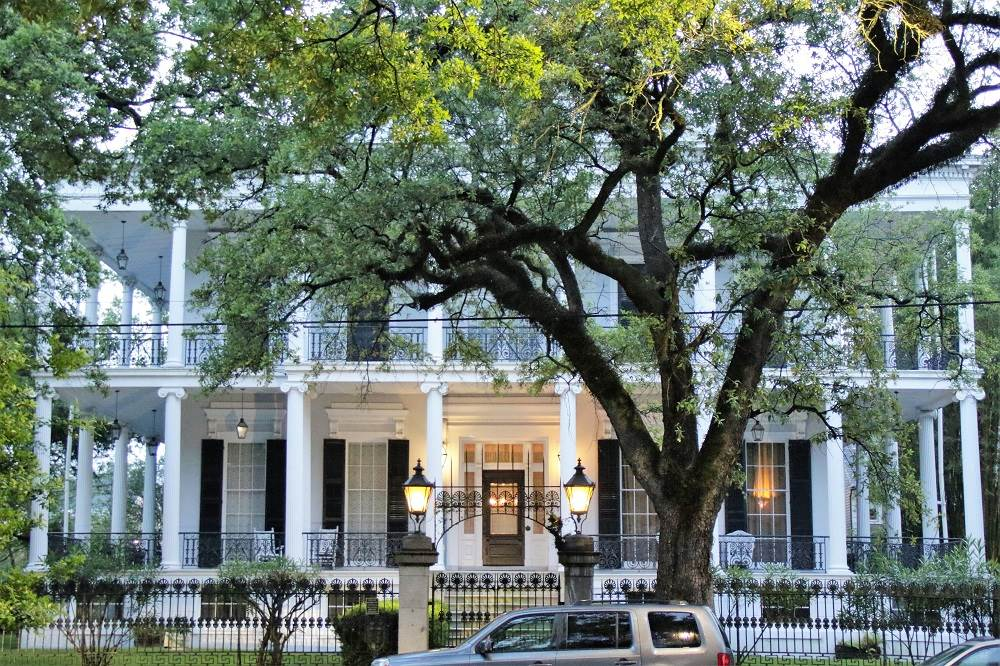 New Orleans Mansions are the perfect addition to your 3 days in New Orleans