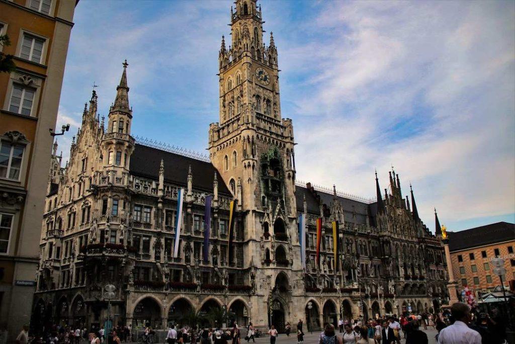 Things to do in Munich-Marienplatz