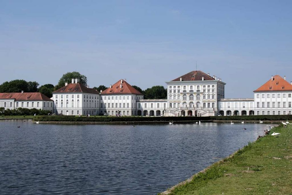 Nymphenburg Palace is one of the top things to do in Munich