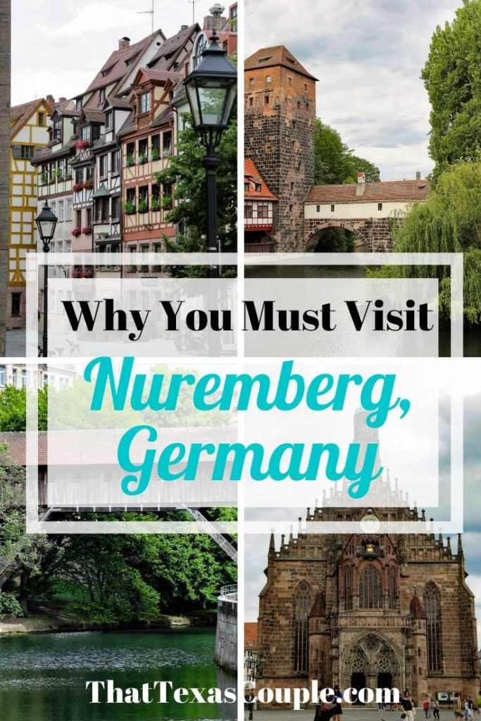 Are you planning a trip to Nuremberg, Germany? Let us show you all of the great things to do in Nuremberg. travel tips| Germany travel| Europe travel| Germany itinerary| Germany vacation