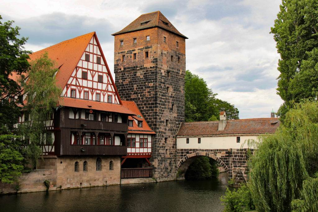 Nuremberg is one of the great day trips from Munich