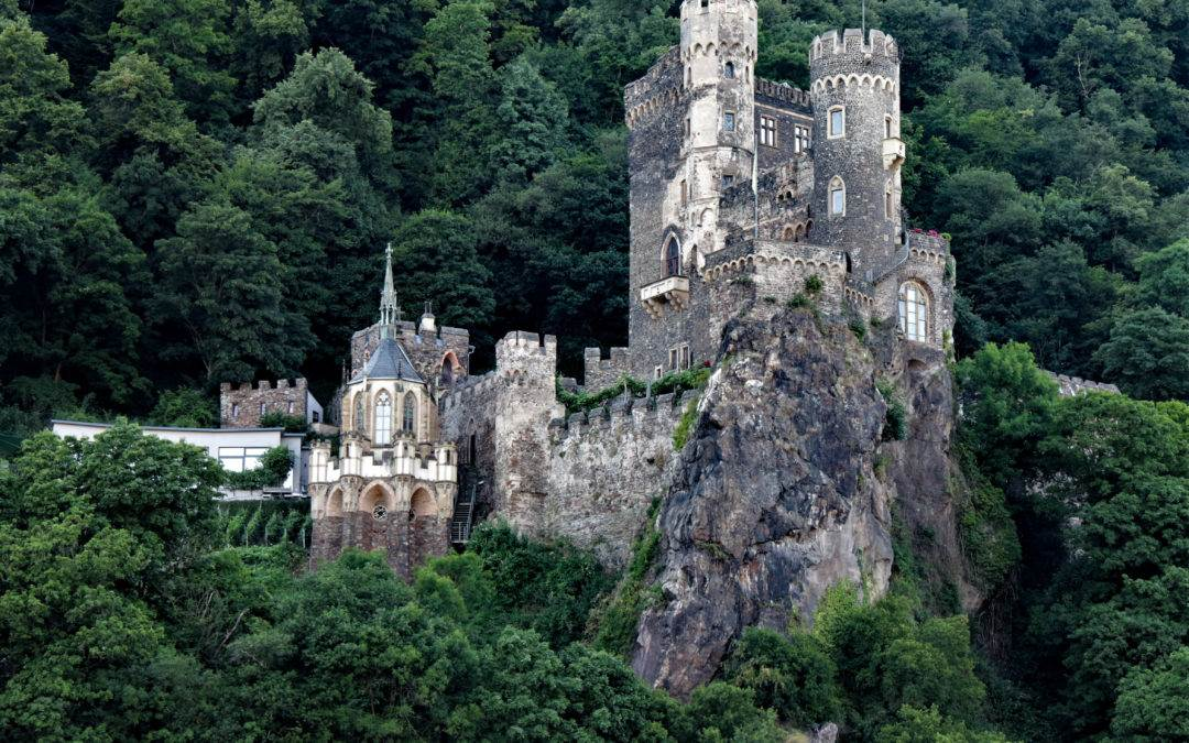 Castles of the Romantic Rhine