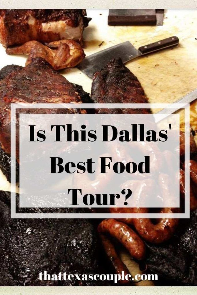 If you're considering a food tour in Dallas, Texas, then you need to read this post. We took a food tour in Dallas' Bishop Arts District, and we have covered our whole experience here for you. #dallas #foodtour #texastravel