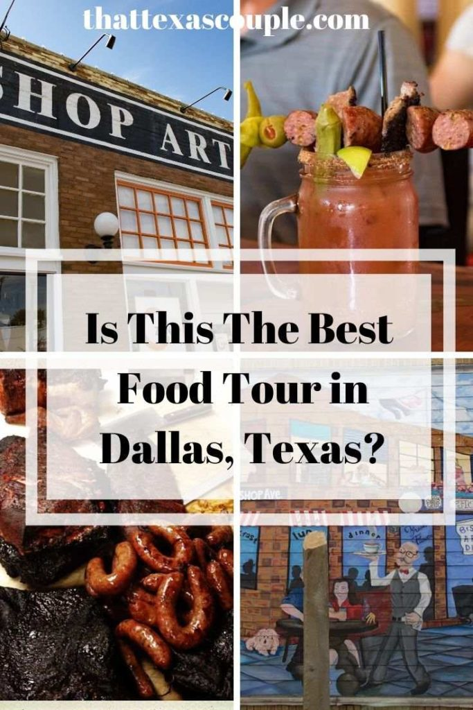Are you looking for a food tour in Dallas? Then look no further. We took an awesome food tour in the Bishop Arts District in Dallas and loved it Read all about it here. #dallas #texas #foodtour