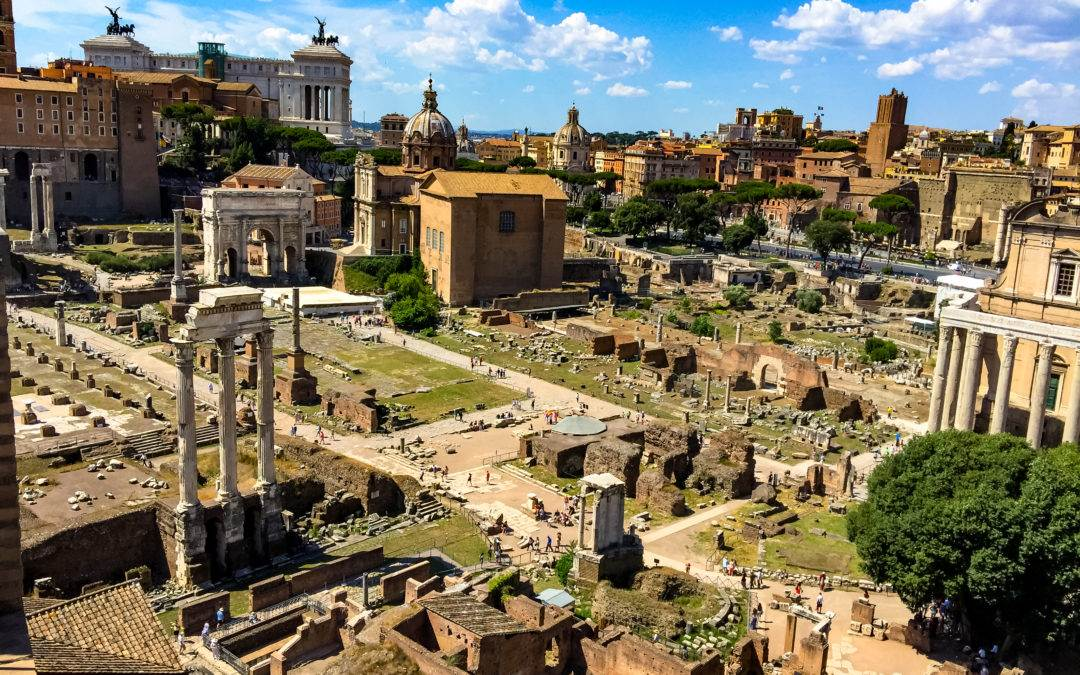 The Perfect 2 Day Rome Itinerary