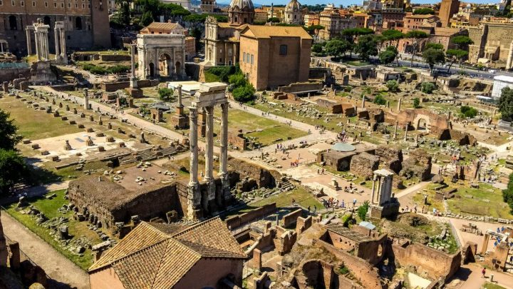 Ultimate Guide to Visiting Ancient Rome