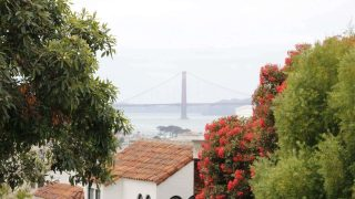 Golden Gate Bridge-couples bucket list and things to do in San Francisco