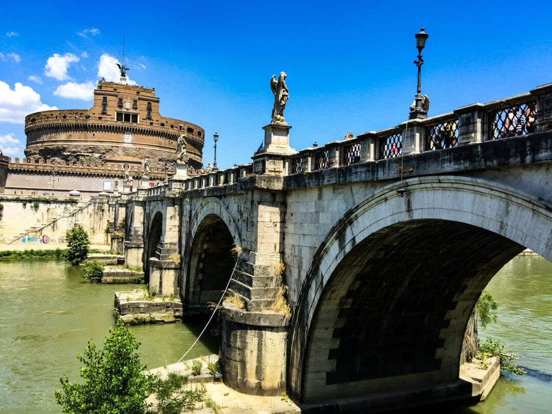 There is so much to see an do in Rome! Instead of being overwhelmed, allow us to help you with our list of 25 Awesome Things to do in Rome. #rome #visitrome #thingstodoinrome #romeitinerary #romancolosseum #trevifountain #romanforum #palatinehill #romanvacation