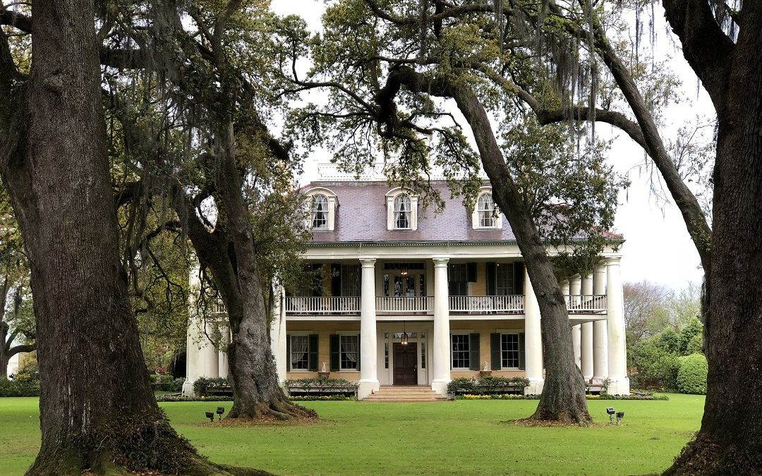 One of the Best Louisiana Plantations-Houmas House