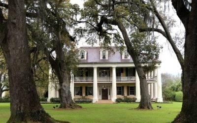 One of the Best Louisiana Plantations-Houmas House