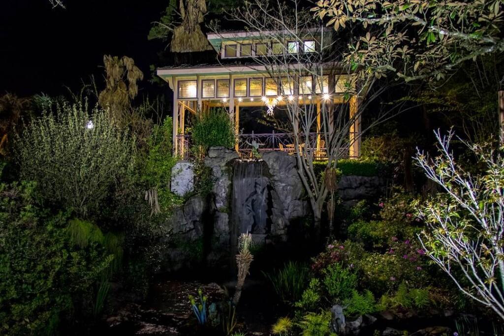 Houmas House Tea Garden
