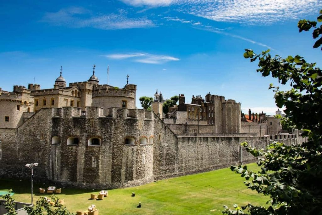 tower of London-London itinerary 4 days