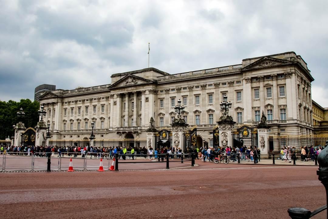 Buckingham Palace_London