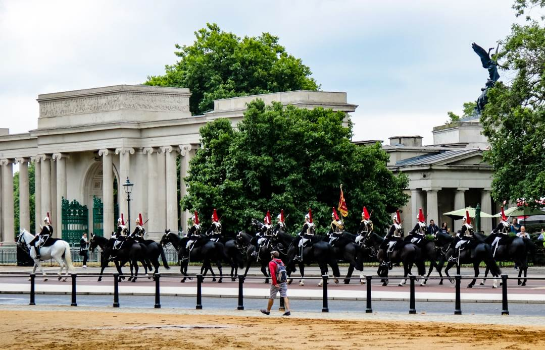 Queen's Guard_London
