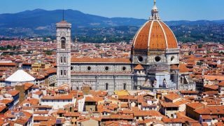 Duomo Florence-towns in Tuscany