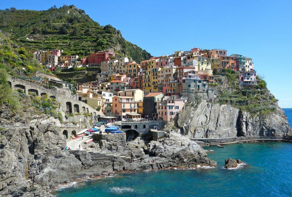 getting from Florence to Cinque Terre