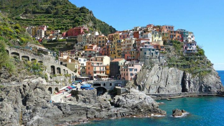 How to Easily Get From Florence to Cinque Terre