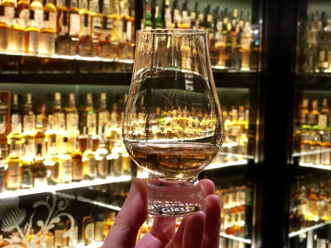 Glass of Scotch Whisky