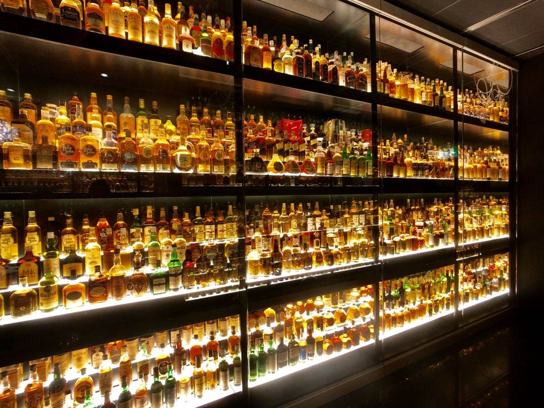 Scotch Whiskey Collection_Edinburgh