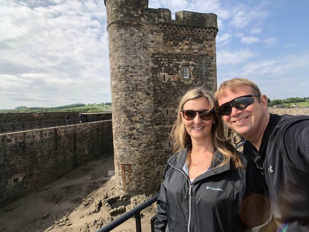 Blackness Castle in Scotland