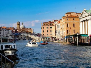 Grand Canal-Venice Itinerary 2 days
