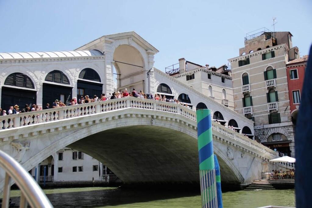 Rialto Bridge-Venice Itinerary 2 days