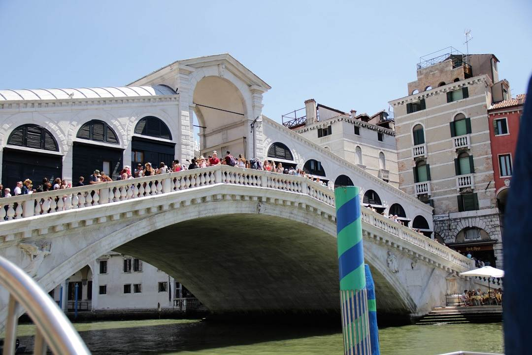 Rialto Bridge-Venice Itinerary 2 days