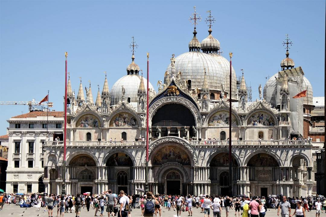 St Mark's Basilica-Venice Itinerary 2 days