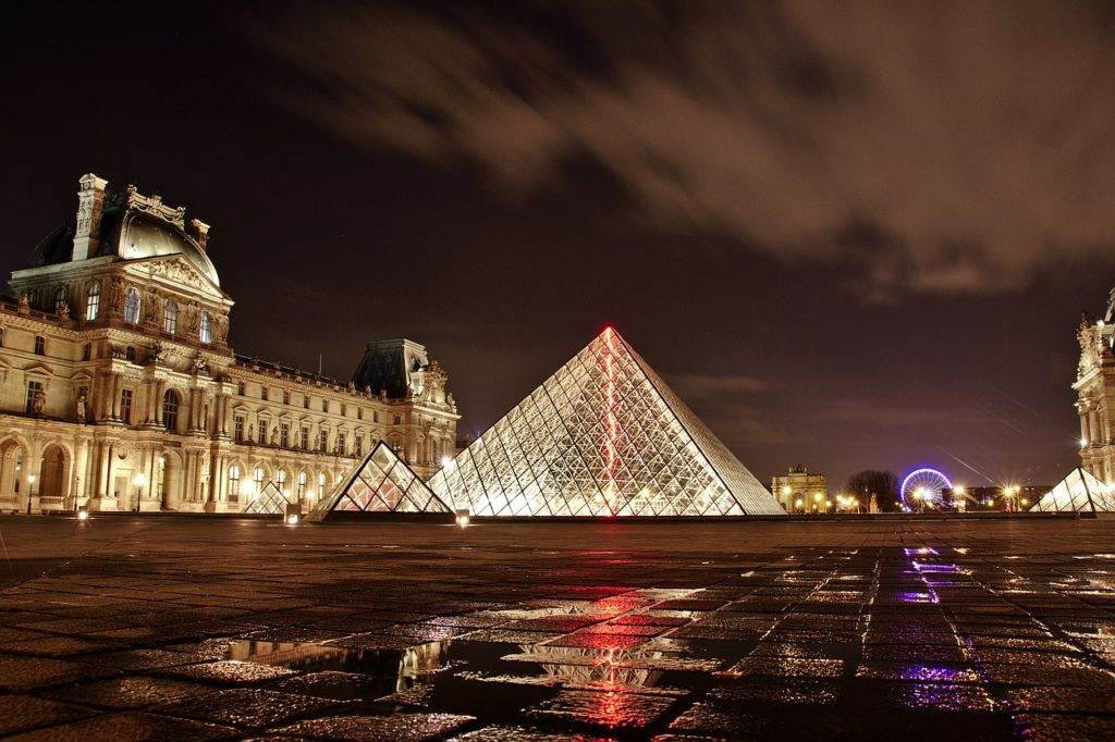 4 Days in Paris Itinerary-Louvre
