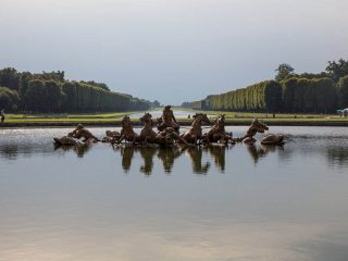 Versailles is a great thing to do on your 4 days in Paris