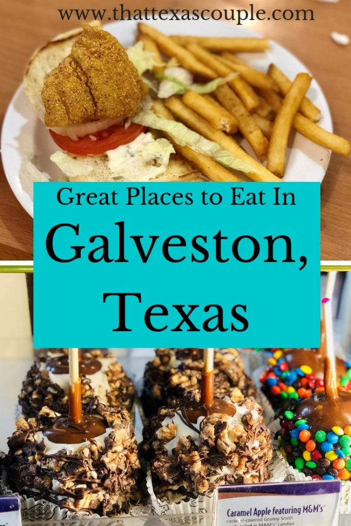 Headed to Galveston, Texas? Then let us introduce you to some of the great places to eat in Galveston that we discovered with Taste of the Strand Food Tours. #galvestonisland #galvestontexas #galveston #placestoeat #texastravel #traveltexas