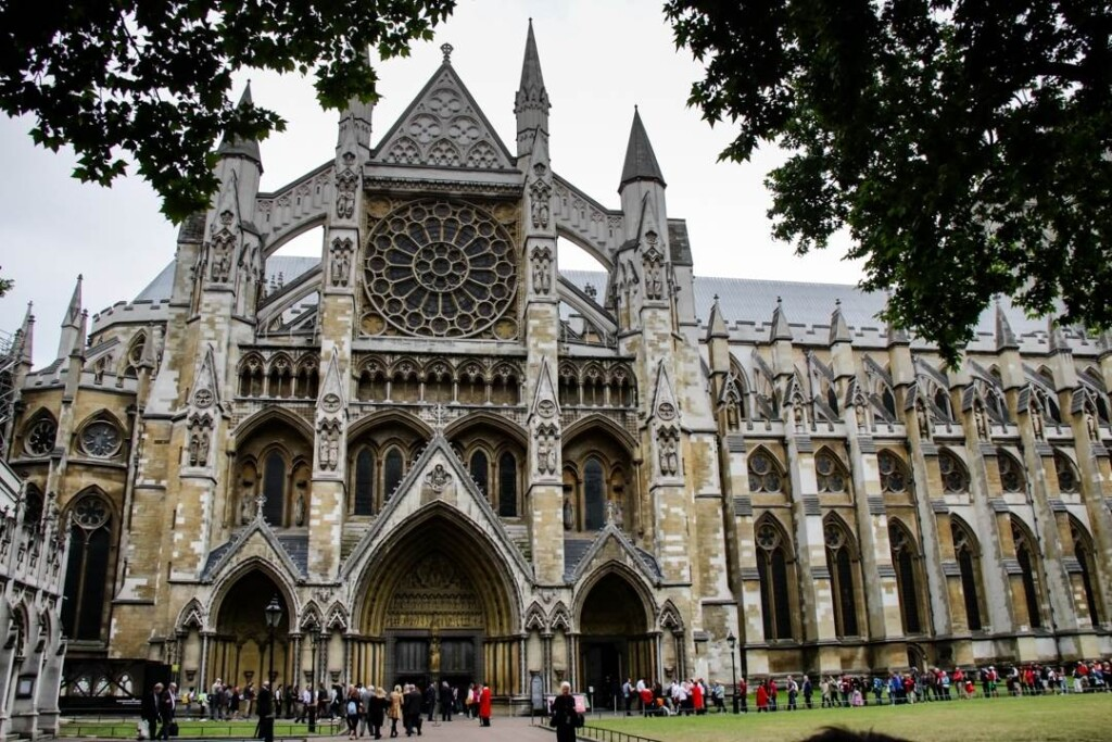 Westminster Abbey-London itinerary 4 days