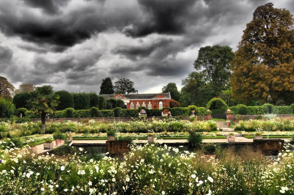 Kensington Palace-London itinerary 4 days