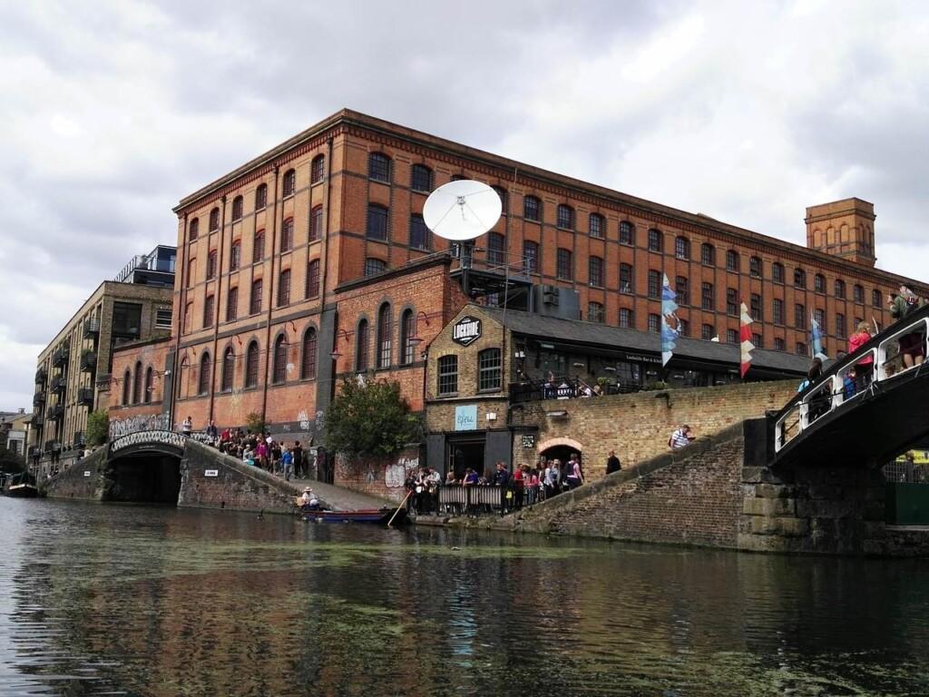 camden Market London Itinerary 4 days