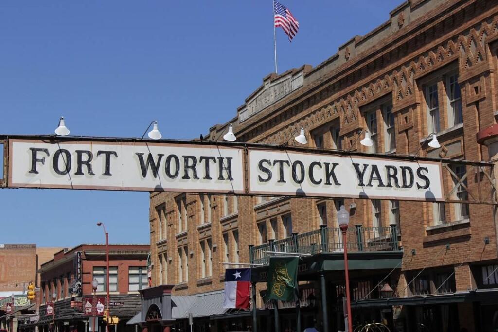 Dallas-Ft Worth Stockyards