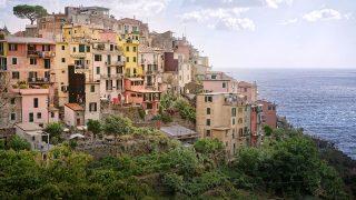 view of Corniglia-Florence to Cinque Terre and where to Stay in Cinque Terre