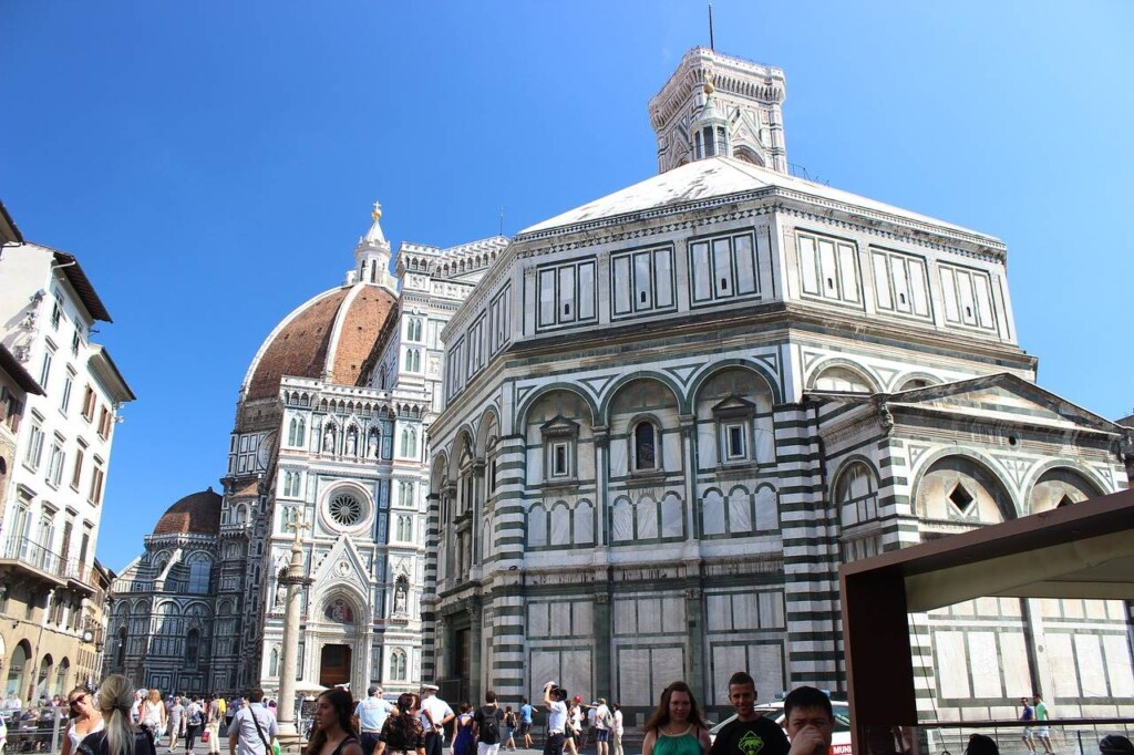 Florence's Piazza Duomo
