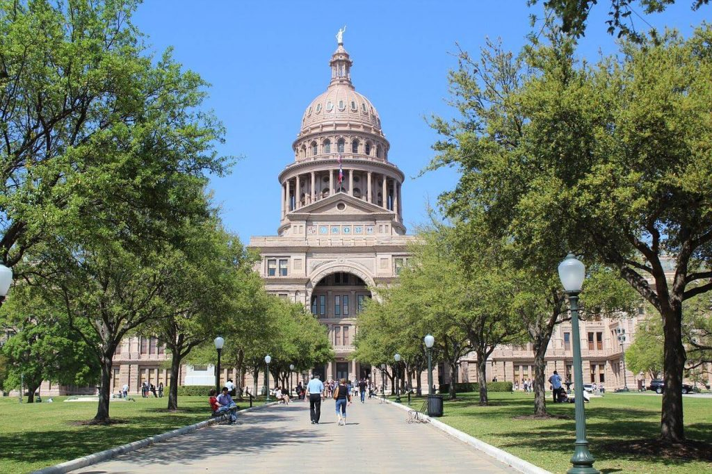 Facts about texas-one of the tallest capital buildings