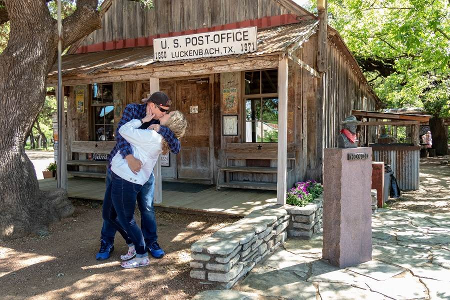 Luckenbach should definitely be on your list of things to do in Fredericksburg, TX
