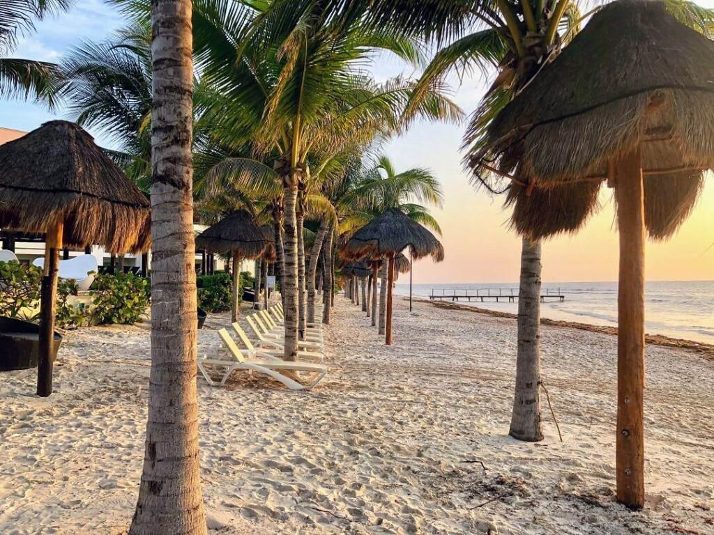 beach-things to do in Riviera Maya