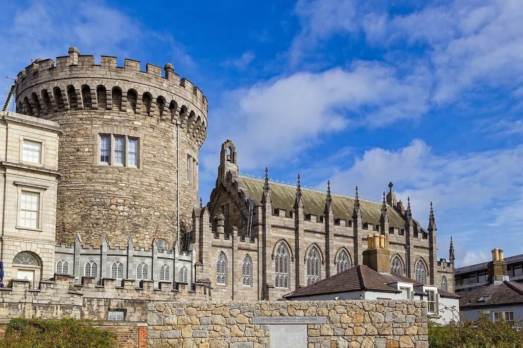 Dublin Castle-free things to do in Dublin