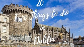20 free things to do in Dublin