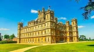 Highclere-day trips from London