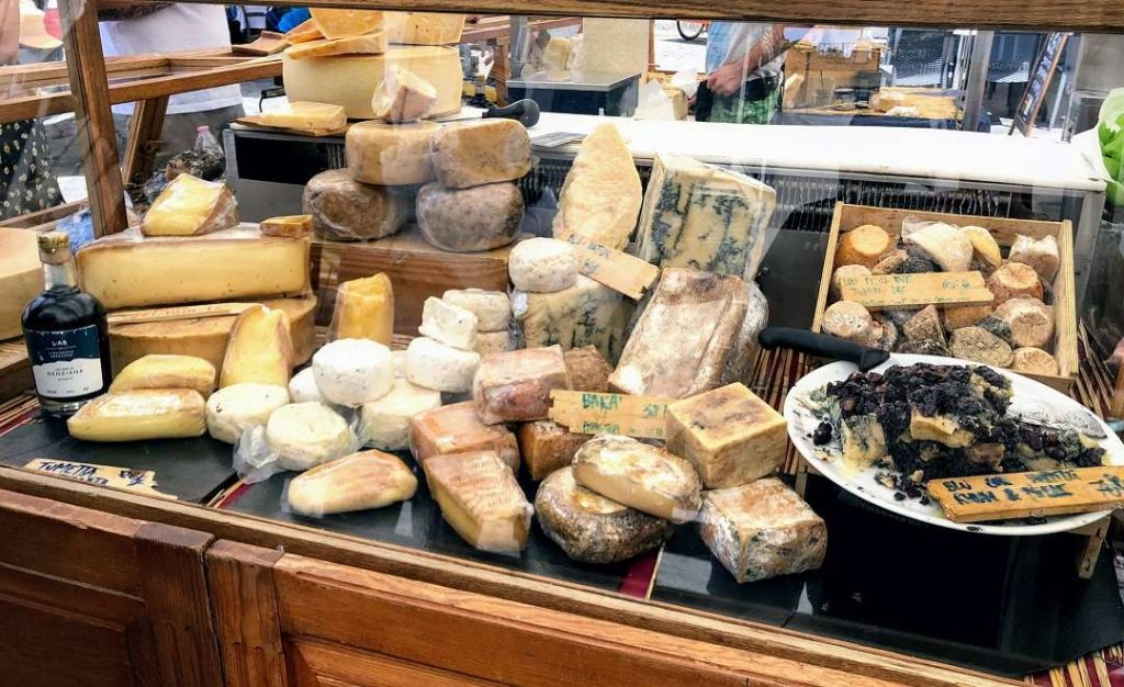 Food Tour in Rome-cheese