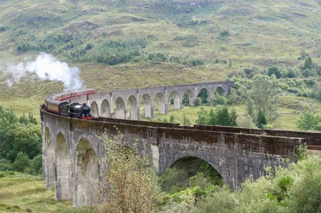 Places to visit in Scotland-Glenfinnan