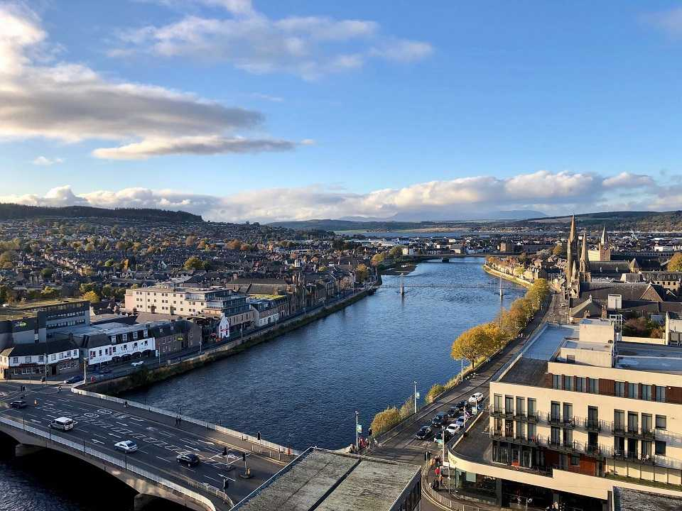 Inverness-where to visit in Scotland