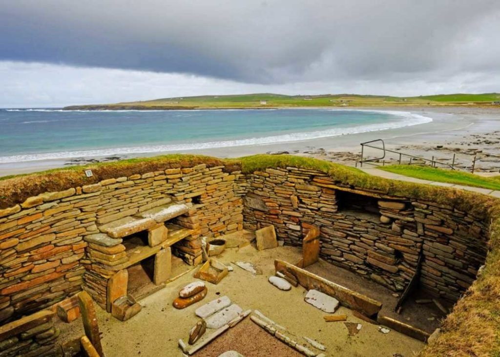 Orkney is one of the many places to visit in Scotland